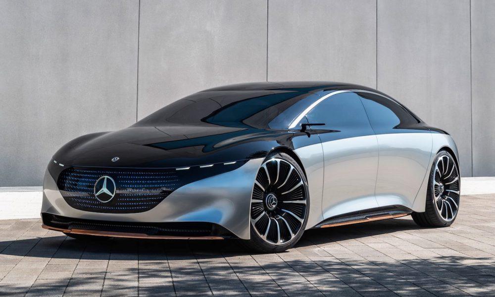 Mercedes EQS Concept 2019