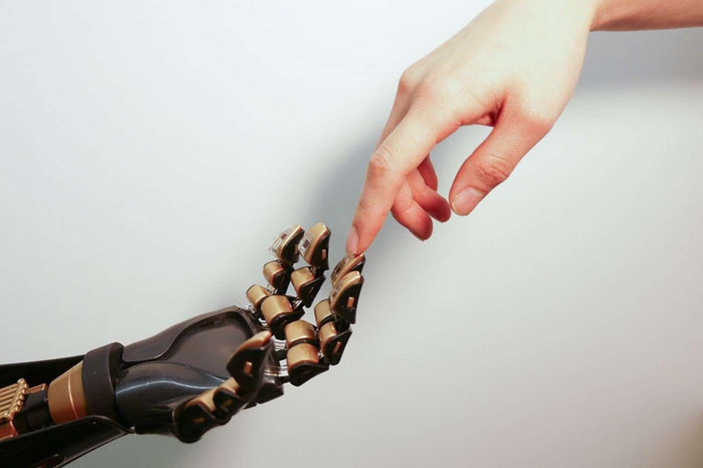 Une nouvelle prothèse qui donne des sensations bien réelles