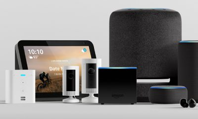 Amazon Echo septembre 2019