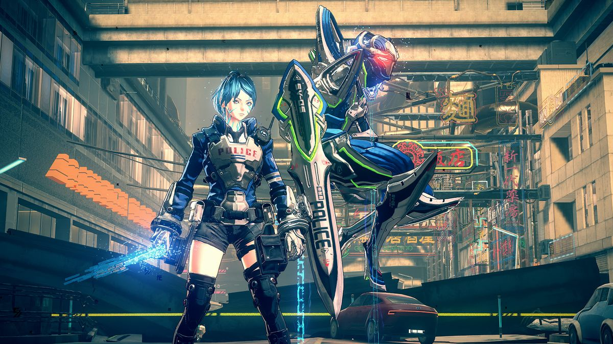 astral chain nintendo switch platina spel
