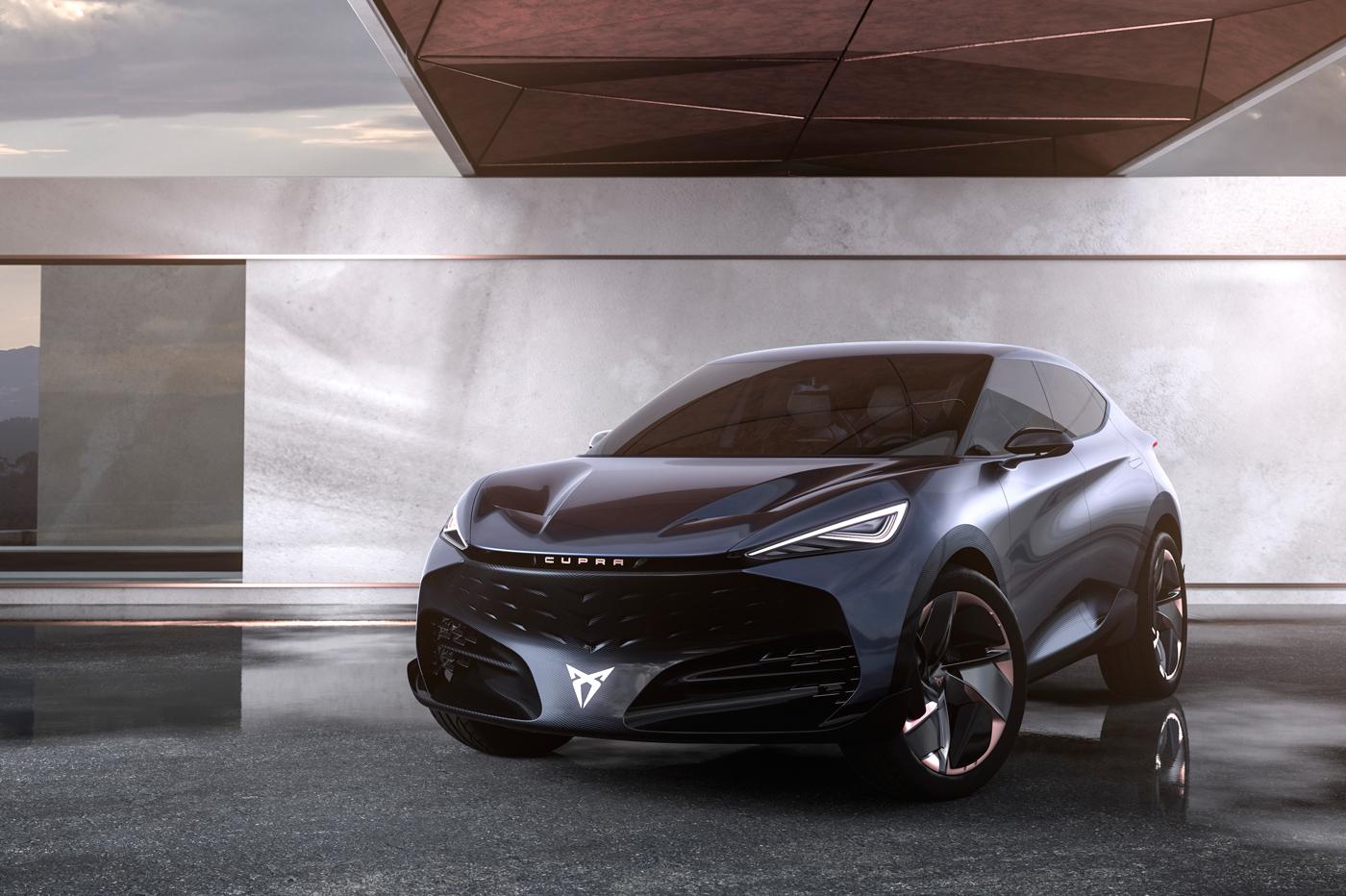 CUPRA Tavascan : le SUV sportif 100% électrique « réinventé » ?