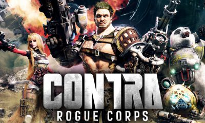 Test Contra Rogue Corps Nintendo Switch