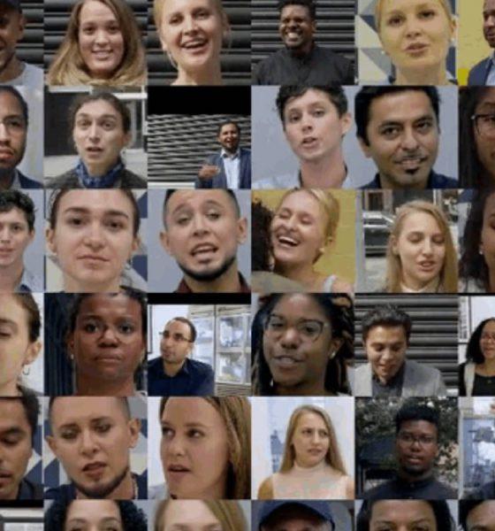 Des visages utilisés par Google pour détecter les deepfake