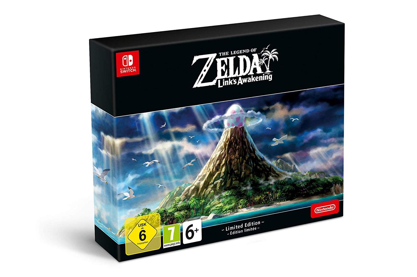 Zelda édition Limitée
