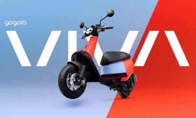 Scooter électrique Gogoro Viva