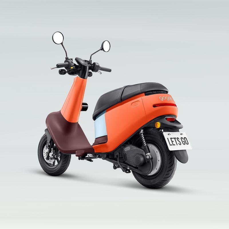 le scooter électrique Viva de Gogoro