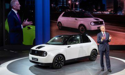 Honda e voiture électrique 2020