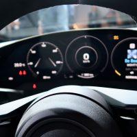 Lancement Porsche Taycan