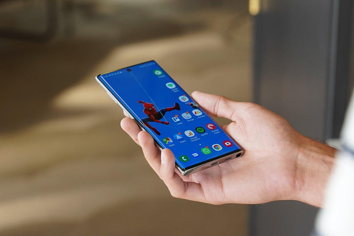 Samsung Galaxy Note 10 Lite : une version moins chère arrive