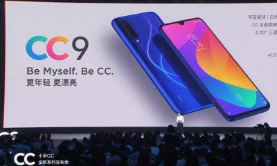 Le Mi CC 9 de Xiaomi