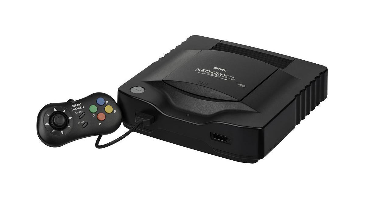 La Neo Geo CD