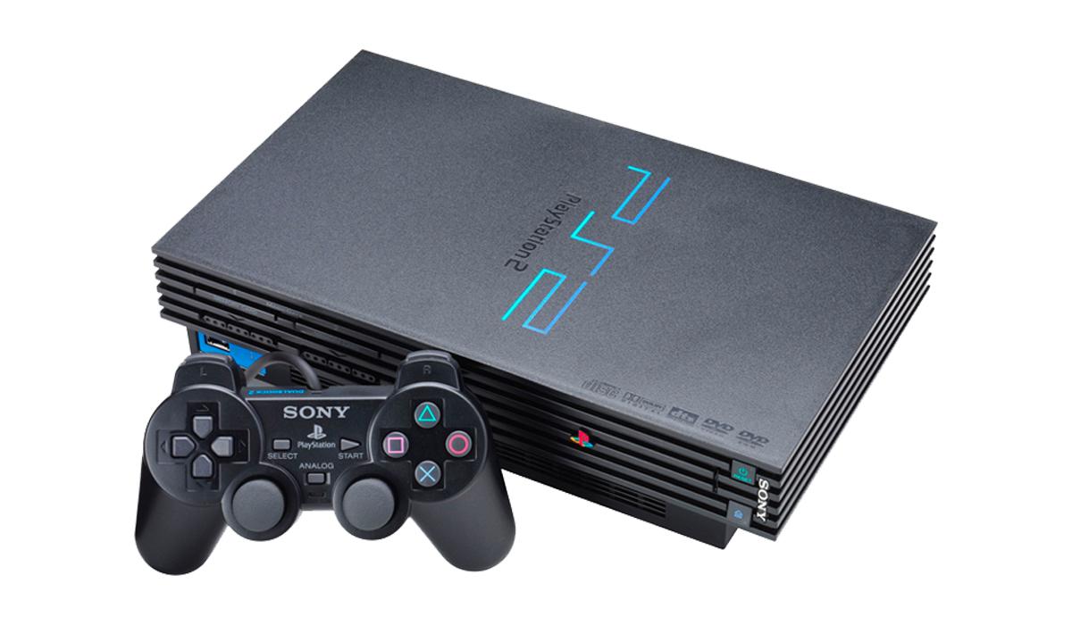 La PlayStation 2 de Sony