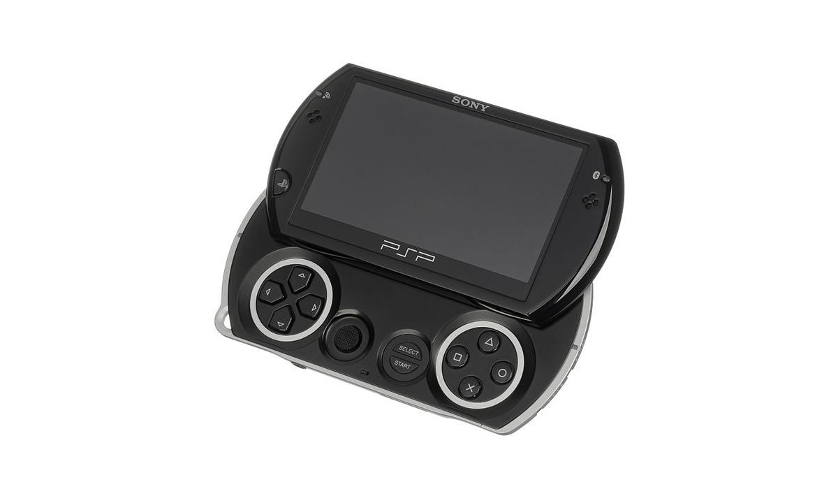 La PSP Go de Sony