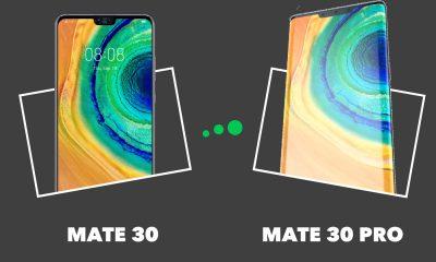 Mate 30 Pro vs Mate 30
