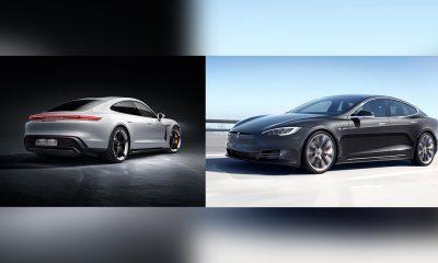 Porsche Tesla