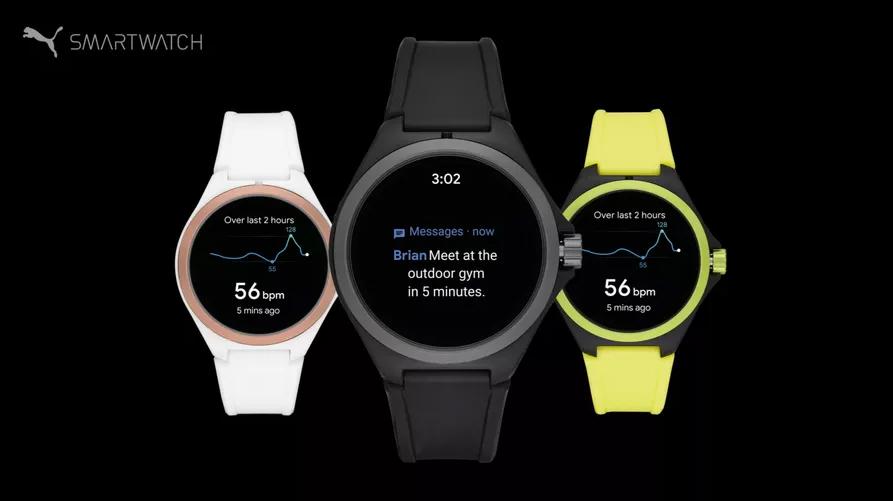 Puma-Smartwatch