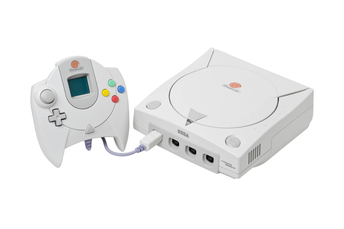 SEGA Dreamcast 20 ans