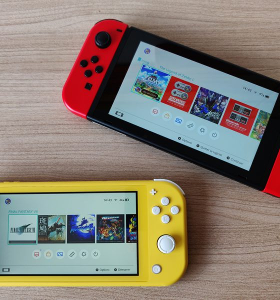 Nintendo Switch Lite Configurer Profil Nintendo