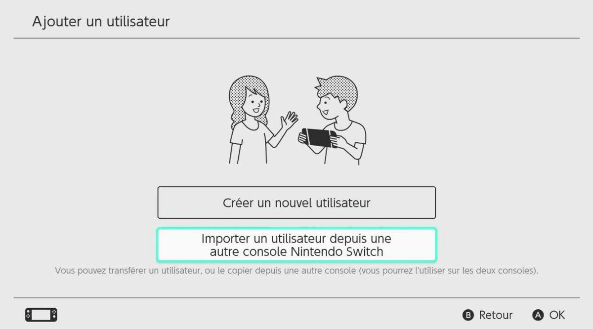 Nintendo Switch  Lite Nintendo-profil