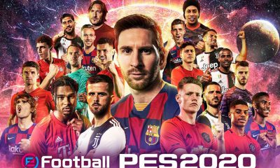 Test eFootball PES 2020 PS4