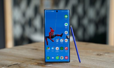 Test samsung note 10