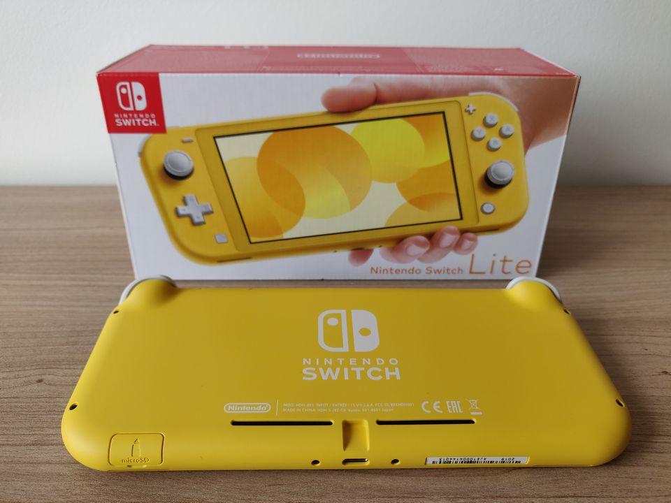 Testa Nintendo Switch Lite, den bästa bärbara konsolen som någonsin skapats (av Nintendo)? 2