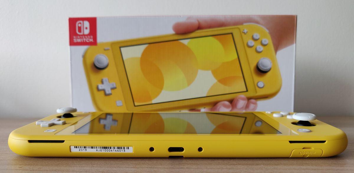 Testa Nintendo Switch Lite, den bästa bärbara konsolen som någonsin skapats (av Nintendo)? 3
