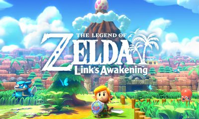 Test Zelda Link's Awakening Switch Collector