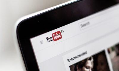YouTube sur un ordinateur