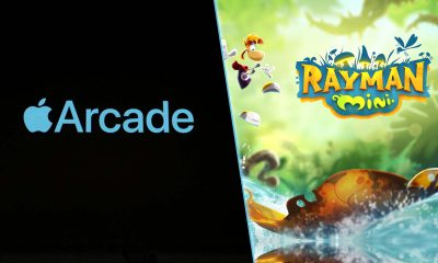 Apple Arcade Rayman Mini Ubisoft Montpellier