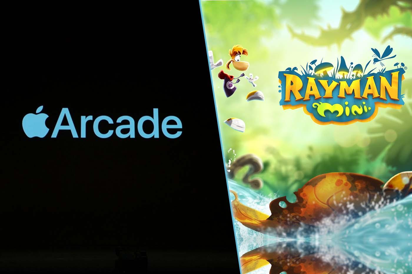 Apple Arcade Rayman Mini Ubisoft Montpellier
