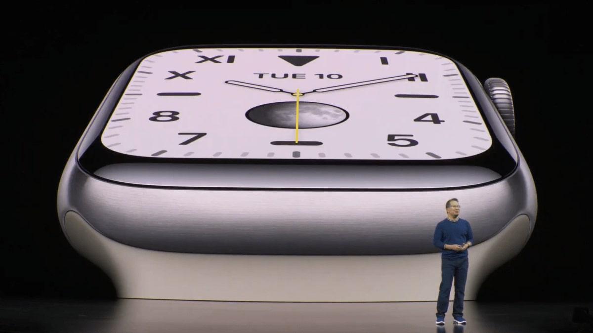 2019 Apple Watch Series 5