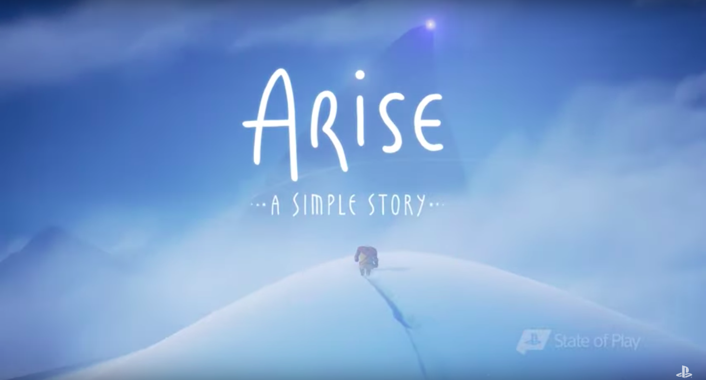 Arise - A Simple Story PS4