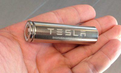 Batterie Tesla Problème