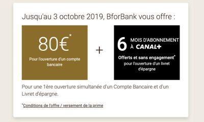 BforBank Canal+