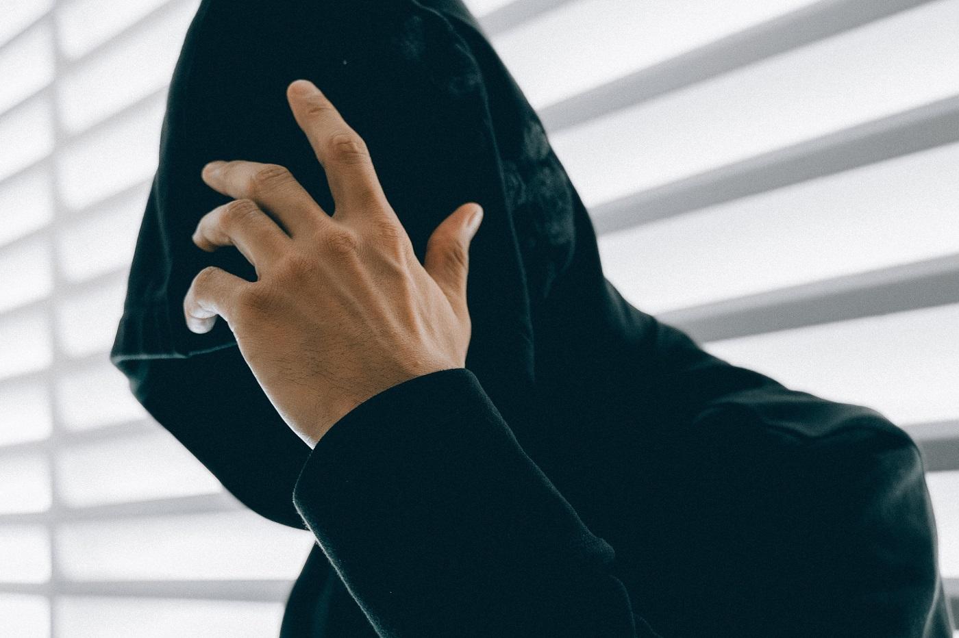 cacher le visage, inconnu, vie privée, image, reconnaissaance faciale