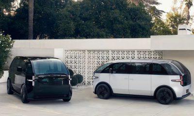 Canoo voiture electrique 2021