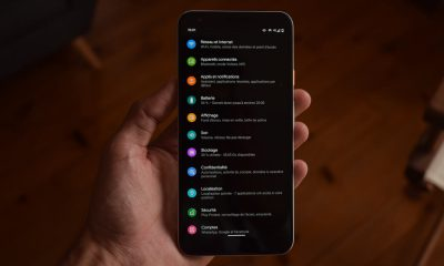 Dark Mode Android 10