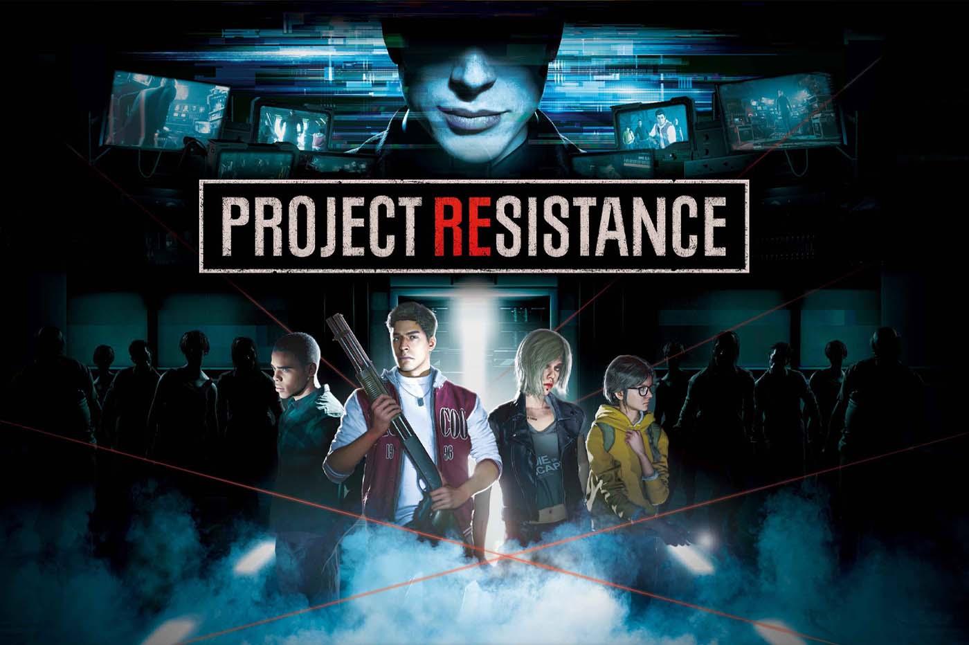 Détails Nouveau Résident Evil Project Resistance