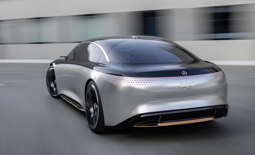EQS Concept Mercedes