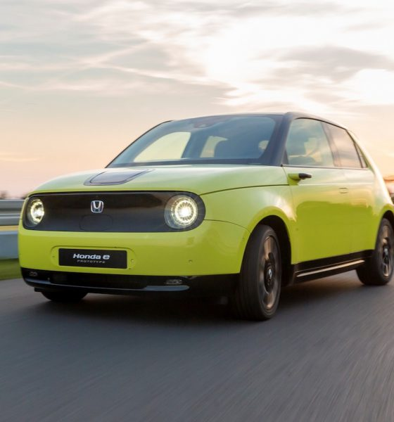 Honda electrique