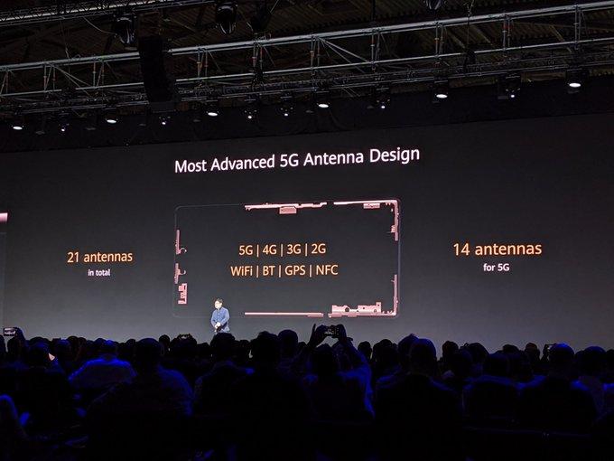 Huawei Mate 30 et Mate 30 5G
