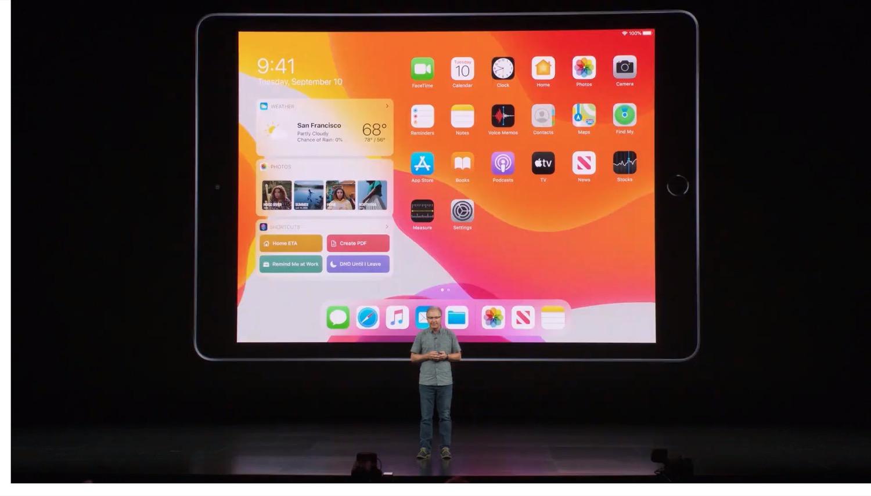 iPad 7e génération