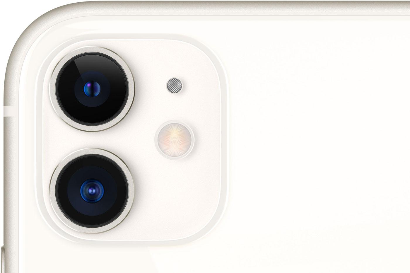 Capteur photo iPhone 11