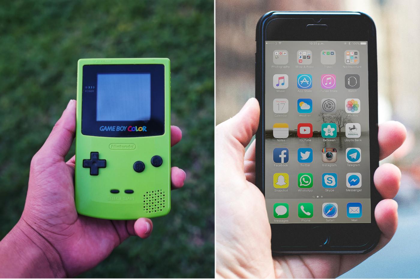 iPhone Gameboy AltStore