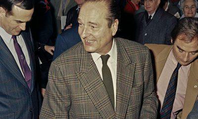 Jacques Chirac président