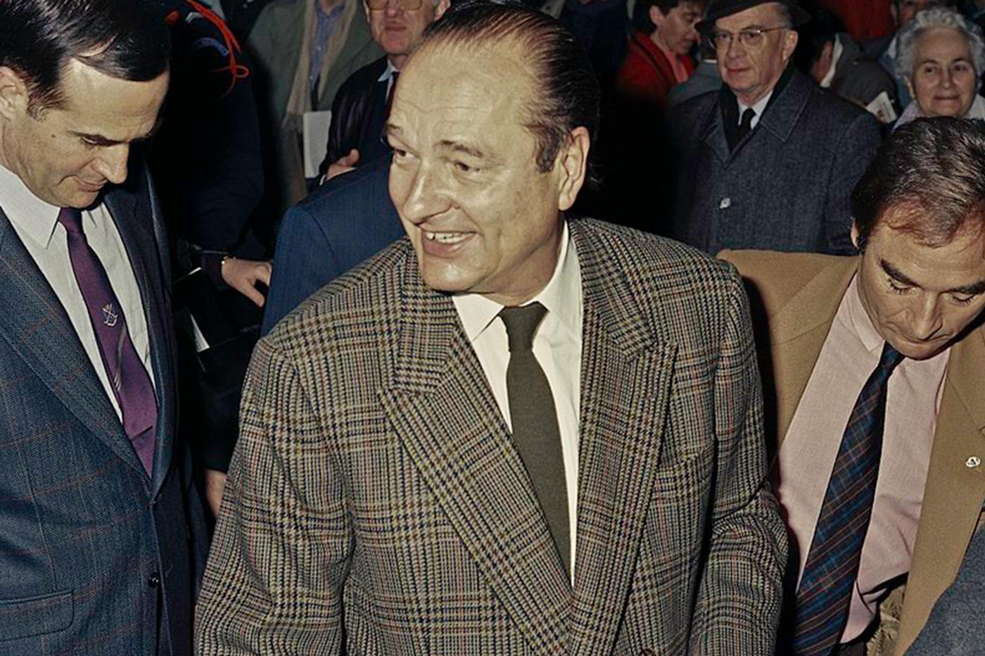 La famille de l'ancien président souhaite un hommage populaire dimanche — Jacques Chirac