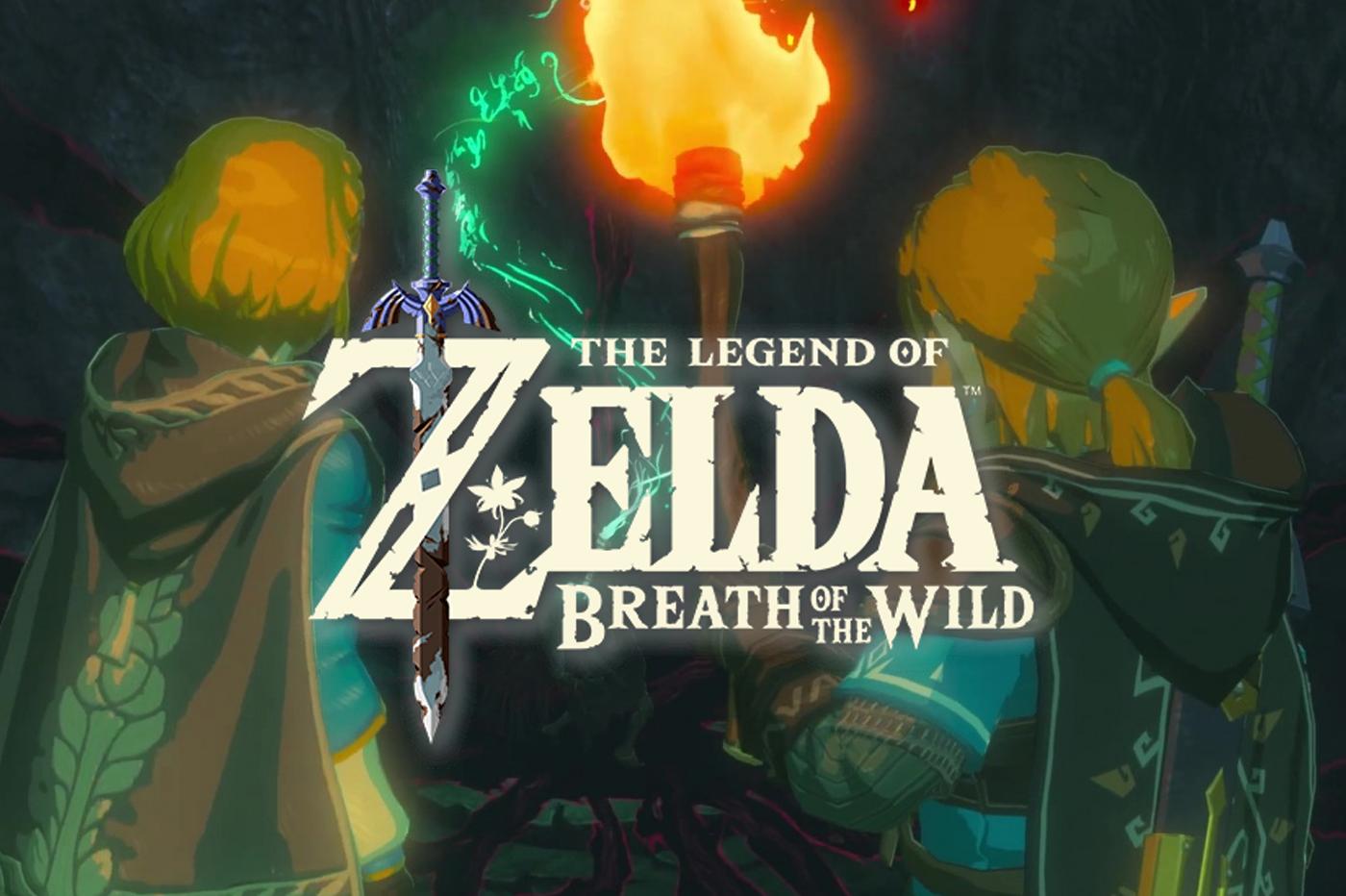 Zelda Breath of the Wild 2 plus ambitieux