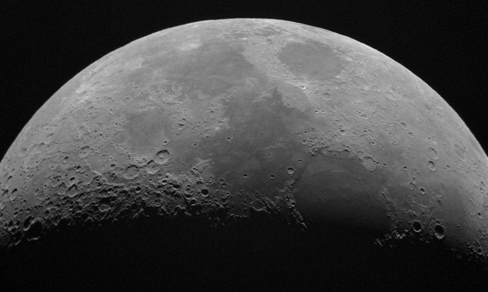 NASA Lune 2020