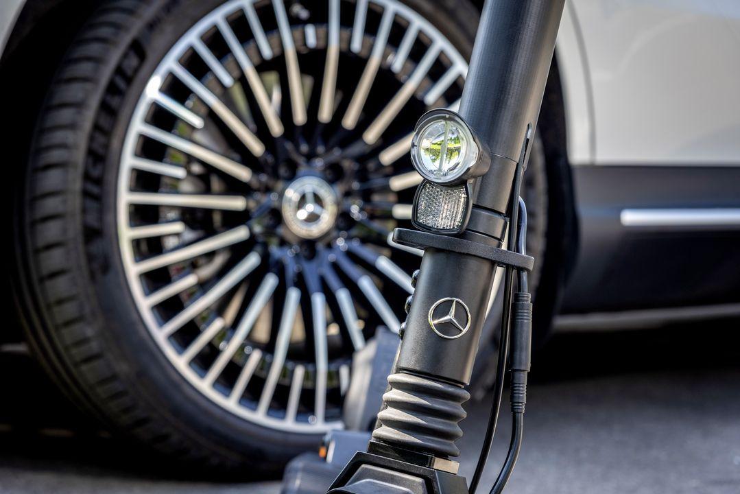 La trottinette électrique Mercedes-Benz